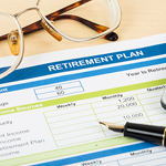 retirement plan papers